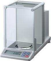 Весы для анализа / с дисплеем LCD / со встроенной калибровкой
