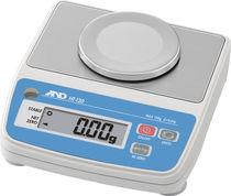 Настольные весы / с дисплеем LCD / из нержавеющей стали / компактные