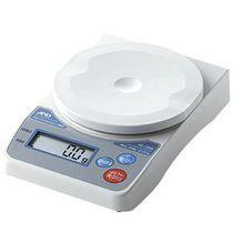 Настольный весы / с дисплеем LCD / из нержавеющей стали / компактный