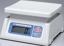 Настольные весы / с дисплеем LCD / из нержавеющей стали