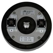Датчик силы при сжатии / канистра / многоосевой / тензометрическим датчиком