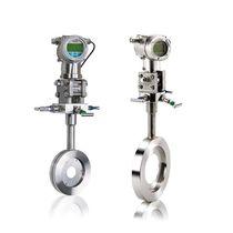 Расходомер с переменным давлением / с диафрагмой / для газа / компактный