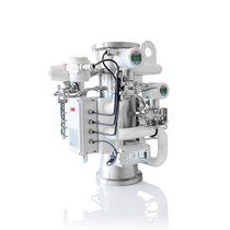 Расходомер для газа / компактный / двунаправленный / многоточечный