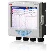 Видеографический регистратор без бумаги / относительной влажности / с графическим ЖК-индикатором / Ethernet