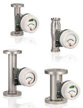 Расходомер с поплавком / для жидкостей / с поплавком с металлической трубкой / из нержавеющей стали
