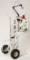 Водородный анализатор / для газов / концентрации / переносной