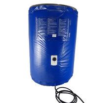 Барабан-нагреватель нагревательное одеяло / с падением температуры / высокая температура / для металлической втулки