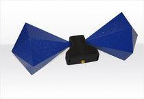Широкополосная антенна / биконическая / мобильная / для измерений
