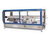 Машина для запечатывания коробок с двойными клапанами / клейкая лента