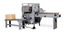 Автоматический станок для укладывания в ящики / компактный