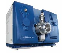 Массовый спектрометр / фотоэлектронный умножитель / массовой подвижности ионов / для лаборатории