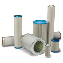 Фильтрующий элемент для воды / масляный / для тонкой фильтрации / из стали