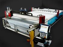 Станок для резки для тканей / лазерный / ЧПУ