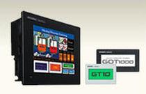 Терминал с сенсорным экраном / встраиваемый / 320 x 240 / для контроля