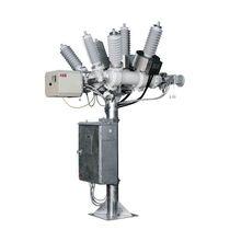 Распредустройство грунтовка / высокое напряжение / SF6 - газоизолированное / гибридное