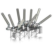 Распредустройство грунтовка / высокое напряжение / газоизолированное / гибридное