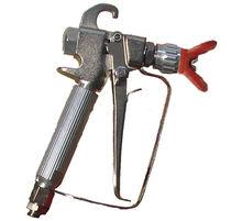 Пистолет распылитель / для окрашивания / всасывающий под давлением / безвоздушный