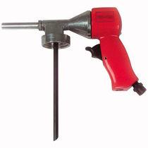 Пистолет распылитель / для окрашивания / ручной / всасывающий под давлением