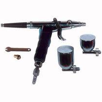Пистолет распылитель / для окрашивания / пневматический / с подачей самотеком
