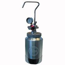 Резервуар для окрашивания / металлический / под давлением / промышленный