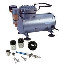 Компрессор для воздуха / переносной / термический / с поршнем