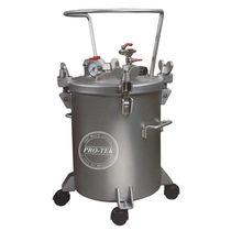 Резервуар для окрашивания / из нержавеющей стали / под давлением / с мешалкой