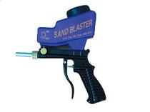 Пистолет для пескоструйной обработки / воздушный / ручной / с подачей самотеком