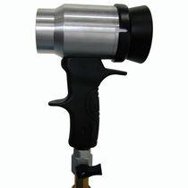 Клапан с поршнем / с пневматическим управлением / для контроля / для остановки