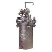 Резервуар для окрашивания / из нержавеющей стали / из стали / под давлением