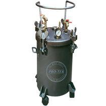 Резервуар для окрашивания / из стали / под давлением / с мешалкой