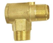 Предохранительный клапан с вентилем / из чугуна