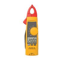 Мультиметр-зажим с цифровым индикатором / переносной / истинное среднеквадратичное значение / AC/DC