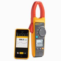 Мультиметр-зажим с цифровым индикатором / переносной / тока / истинное среднеквадратичное значение
