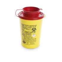 Мусорный контейнер из пластика / для медицинских отходов