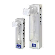Расходомер с поплавком / для воды / для коррозионной жидкости / прочный