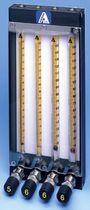 Расходомер с поплавком / для газа / для жидкостей / с прямым считыванием