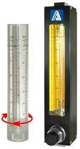 Расходомер с поплавком / для газа / прочный / с прямым считыванием
