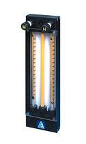Расходомер с поплавком / для газа / с прямым считыванием / с несколькими трубками