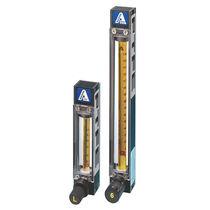Расходомер с поплавком / для газа / для жидкостей / точный
