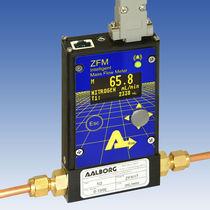 Термический расходомер / массовый / для газа / программируемый