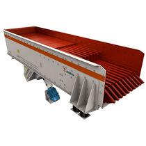 Подающее устройство устройство предварительного просеивания / вибрационное / с непрерывным движением / для конвейерной ленты