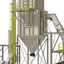 Гравиметрический сепаратор / для твердых веществ / сухой / для шахтера