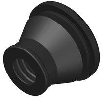 Кабельный ввод из каучука / открытый / против растяжения