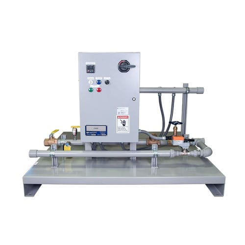 система изоляции охлаждающей воды для подготовки проб