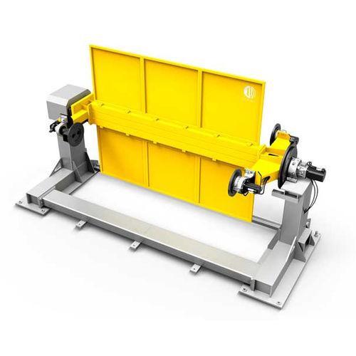 Механизированный регулятор положения / ротационный / 1-осный / для робота PTDO COMAU Robotics