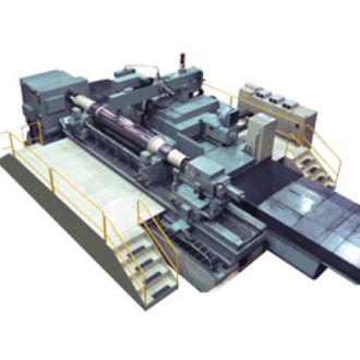 Станок для шлифования плоский / для металлической обшивки / ЧПУ / высокой точности KWA-D Toshiba Machine