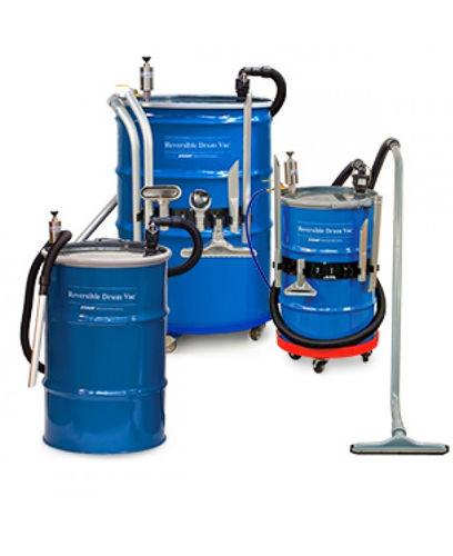 насос для сточных вод / пневматический / полупогружной / для бочек