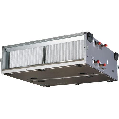 горизонтальная установка очистки воздуха / вертикальная / потолочный светильник / напольная