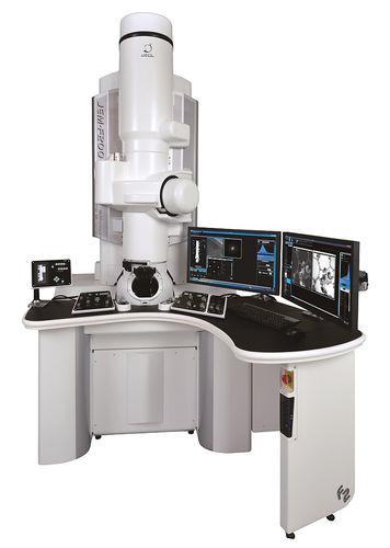 Оптический микроскоп / для анализов / высокое разрешение / на светлом фоне JEM-F200 Jeol