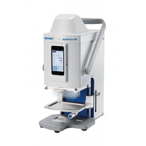 Станция пробоподготовки для микропластин epMotion® 96 series Eppendorf